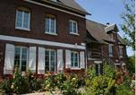 Hôtel Hugleville-en-Caux - La Gourmandine-3