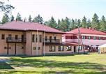 Hôtel Narva - Alutaguse Recreation and Sports Center-1