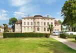 Camping Bourgogne - Castel Château de L'Epervière-1