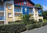 Location vacances Angresse - Les Maisons Bleues 1-1