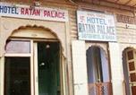 Hôtel Jaisalmer - Hotel Ratan Palace-2