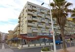 Location vacances Canet-en-Roussillon - Apartment Canet-Plage 4-1