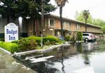 Hôtel Redwood City - Budget Inn Redwood City-1