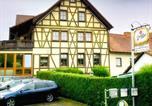 Location vacances Bad Orb - Inn Landgasthof &quote;Zur Gemütlichkeit&quote;-1