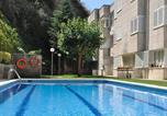 Location vacances Canet de Mar - Apartment Arenys de Mar 2905-1