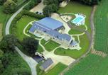 Hôtel Berric - Les Jardins d'Hysope-1