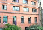 Hôtel 16, rue de la Forge Royale - 75011 Paris 11ème - Résidence Universitaire Rue Titon-2