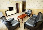 Hôtel Ulaanbaatar - Diplomat Hotel-4