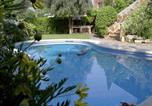 Location vacances Castellar del Vallès - Villa Bertrand-3
