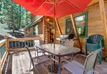 Location vacances Homewood - Tahoe Pines Cabin-4