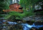 Location vacances Provo - Creekside Cabin-1