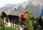 Location vacances Riederalp - Vieux Valais Apartment D Tanniger-2
