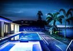 Location vacances Fort Myers - Sw 1st Three-Bedroom Villa 755-2