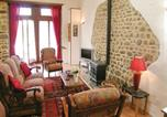 Location vacances Janaillat - Holiday Home St Dizier Leyrenne with Fireplace I-3