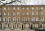 Location vacances Camden Town - Argyle Square Bloomsbury-1