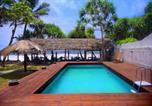 Hôtel Ahungalla - Villa Amore Mio Beach-2