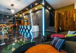 Hôtel ในเมือง - The Rich Hotel Ubonratchathani-3