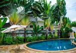 Villages vacances Klaeng - Vii Muay Thai Gym & Beach Resort-3