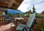 Location vacances Jachenau - Ferienhaus Alpenzauber-4