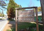 Location vacances Matsumoto - Maruhan Lodge Jiigatake-3