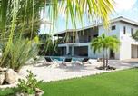 Location vacances  Antilles néerlandaises - Villa Sans Soucis-3