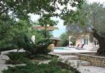 Location vacances Vézénobres - Villa 4 Soleils en Cévennes-2