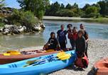 Camping avec Piscine Meyrieu-les-Etangs - Camping Les plages de l'Ain-4