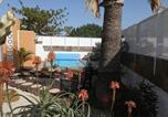 Location vacances Fasnia - Ferienhaus El Poris am Meer mit Privatpool-3