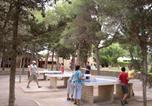 Location vacances Olèrdola - Chalet Camping Vilanova Park 3-4