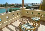 Location vacances قسم الغردقة - Three-Bedroom Villa at West Golf, El Gouna - Unit 107820-1
