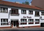 Hôtel Friedberg - Hotel Zur Traube-3