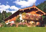 Location vacances Kreuth - Ferienwohnungen Kimpfbeck-4