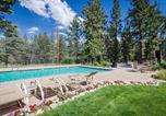 Hôtel Lee Vining - Mammoth Lakes Condo Rentals Unit 114-1