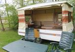 Camping Pays-Bas - Oldtimer Vouwwagen-3