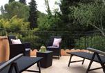 Hôtel Valbonne - Maison d'hôtes Villa Carpe Diem-3