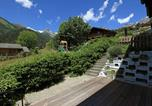 Location vacances Saillon - Chalet Chalet Terrasses B2-1