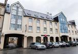 Hôtel Saint-Pierre-des-Nids - Ibis Alençon-4
