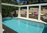 Location vacances Prades-le-Lez - Villa Montpellier-Castelnau-2