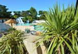 Camping avec Ambiance club Saint-Philibert - Flower Camping Le Moteno-4