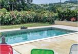 Location vacances Mérindol-les-Oliviers - Five-Bedroom Holiday Home in Puymeras-3