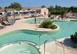 Camping Vieille ville d'Avignon - Camping Les Fontaines-1
