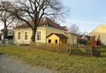 Location vacances Týn nad Vltavou - Apartmány Hvožďany u Bechyně-4