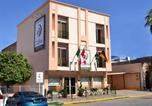 Hôtel Torreón - Hotel Zafra-1
