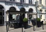 Hôtel Aubry-du-Hainaut - Hotel Restaurant Les Arcades-4