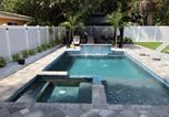 Location vacances Pompano Beach - Hibiscus Ocean Holiday Home-2