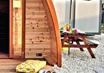 Camping Clifden - Teach Greannai Accommodation Pod-3