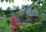 Location vacances Le Mesnil-Bacley - Les Pommiers, Chambres d'Hôtes de Charme-4