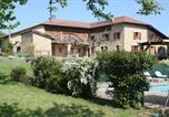 Hôtel Saint-Just-de-Claix - Montena des Collines-2
