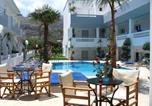 Location vacances Avdou - Emerald Hotel-2