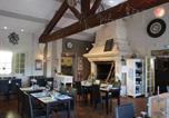Hôtel Saint-Montan - L'Horloge Gourmande-3